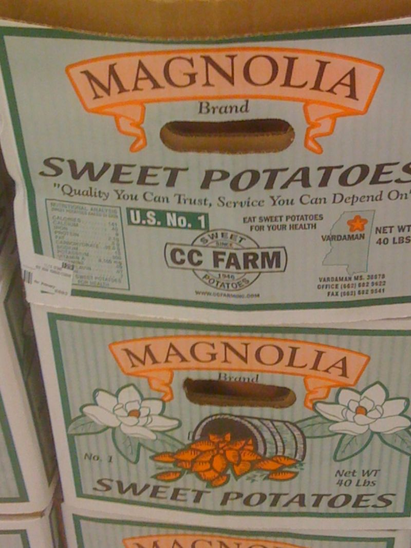 daily grit by wes thorp stocking up on sweet potatoes for 19 cents