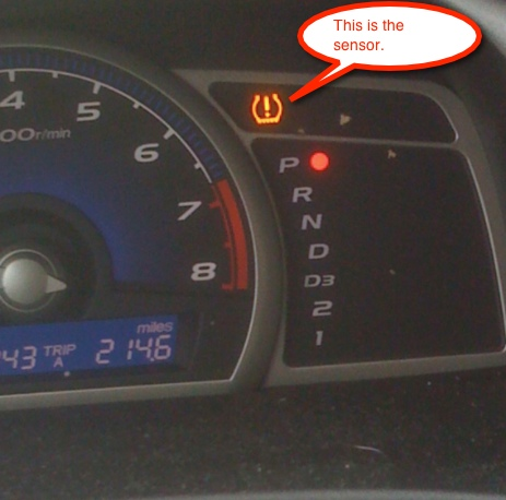 2012 Honda Civic Tire Pressure >> Daily Grit By Wes Thorp Does Anybody Understand The Tire Pressure