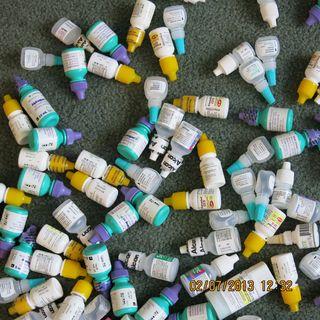 Eyedrop bottles