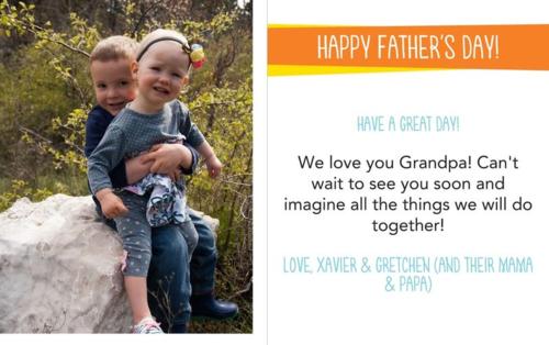 Xavier and gretchen