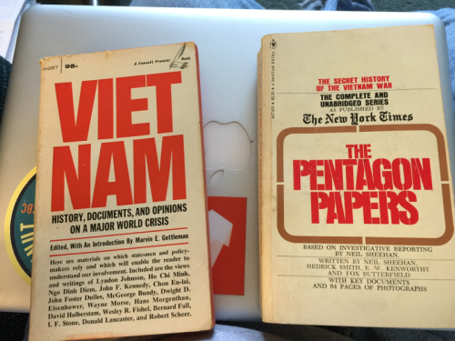 Vietnam source material.