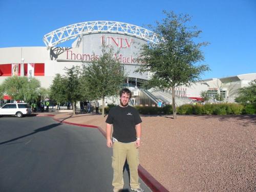 Promise Keepers in Las Vegas