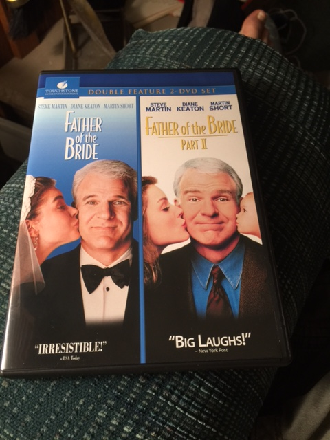 Father of the Bride is a really funny movie with more than a few touches of relevance.