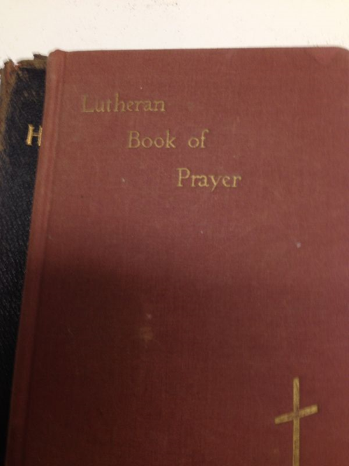 The Lutheran Prayer Book
