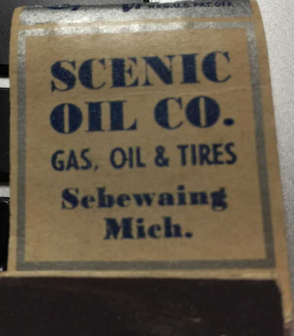 Scenic Oil Co. in Sebewaing, Michigan