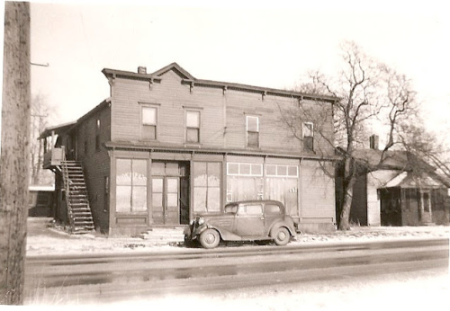 House-where-i-grew-up-in-bay-city-mi-beside-the-saginaw-river_4888896880_o